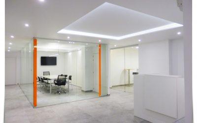 Centro de Negocios Bono, Espacios Profesionales Privados