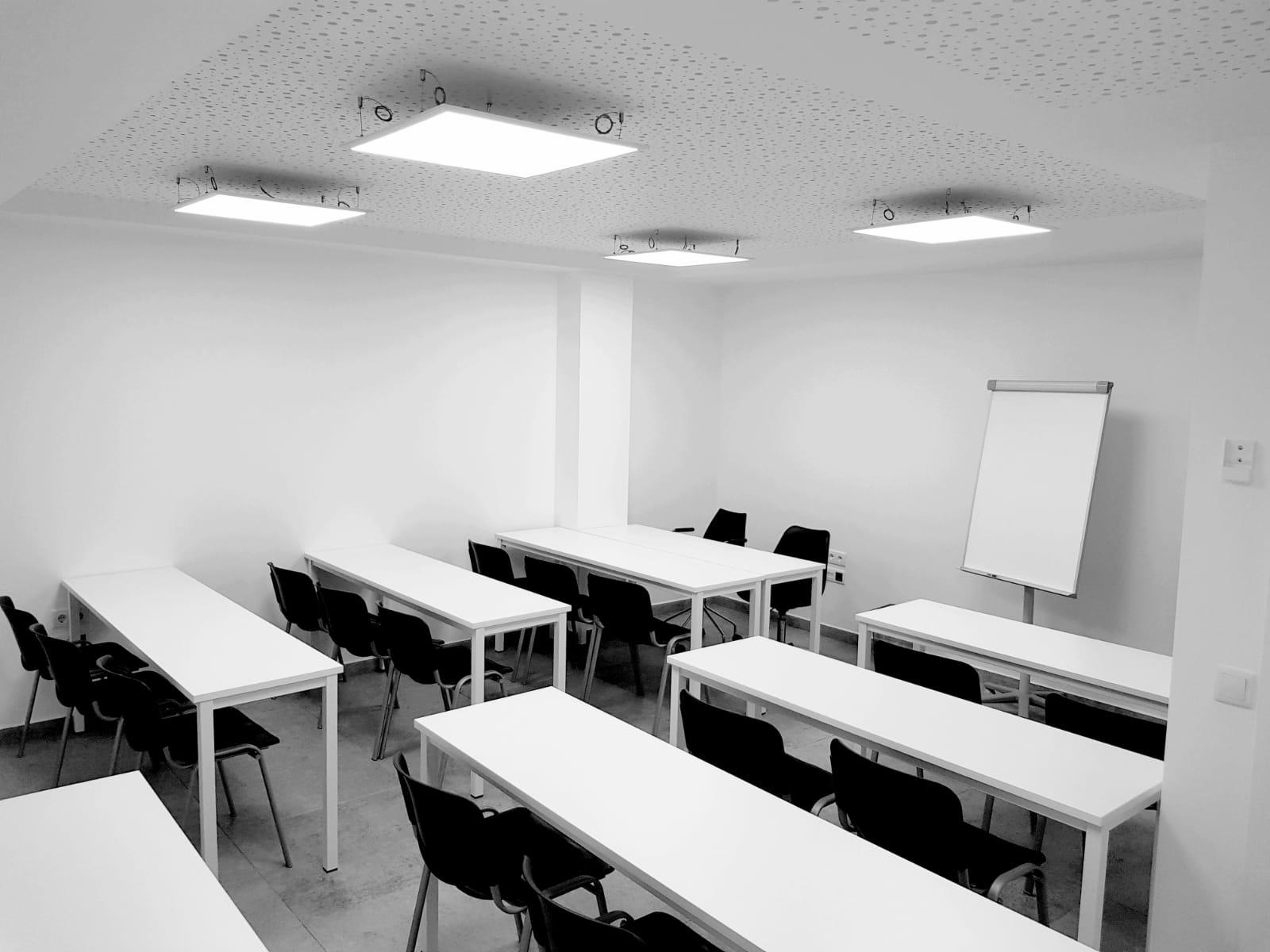 Sala Aula en alquiler en Castellón en Centro de Negocios Bono