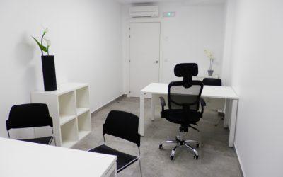 Una Oficina en Castellón por muy poco